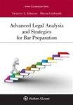 Advanced Legal Analysis and Strategies for Bar Preparation by Twinette L. Johnson and Marcia A. Goldsmith